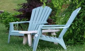 Adirondack for Patio Decor