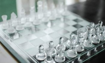 Chess Set as a Decor